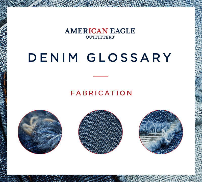 Denim Glossary Fabrication