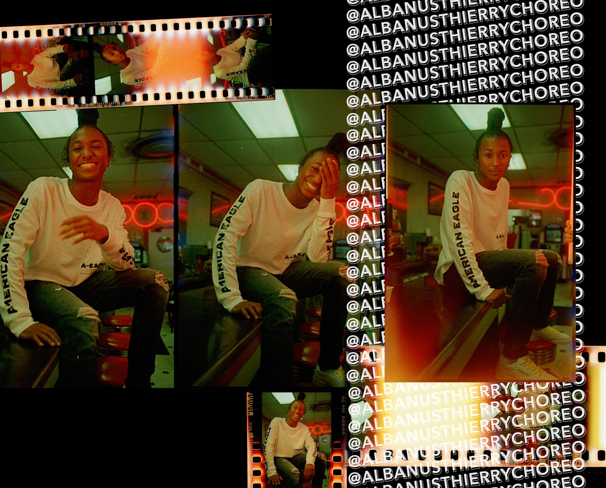 Albanus photo collage