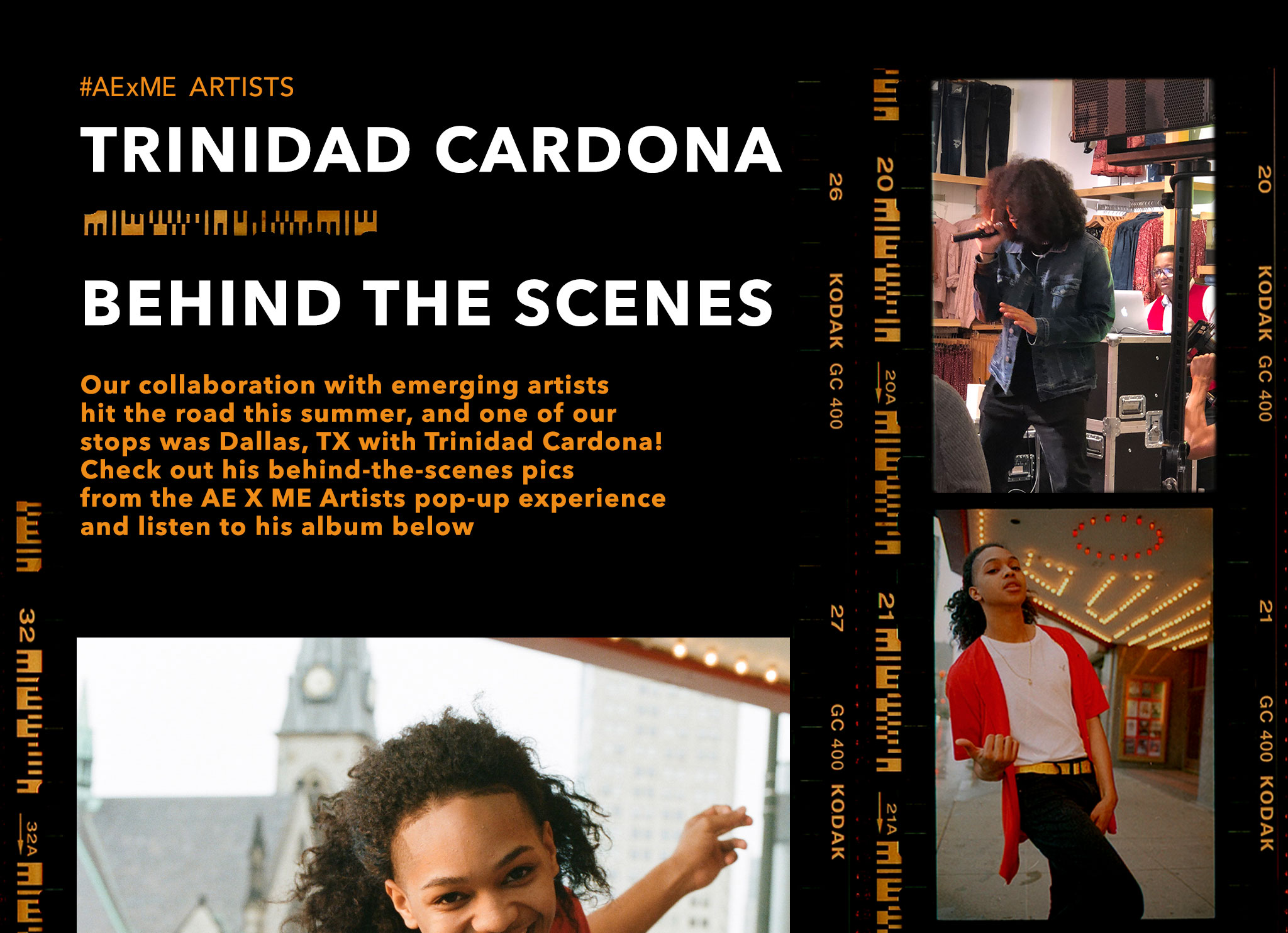 #AExME Artists Trinidad Cardona
