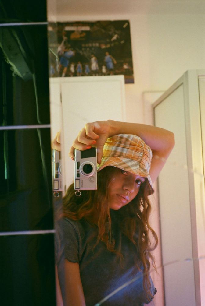 self shot photo by Cailee