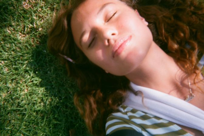 self shot photos of Cailee