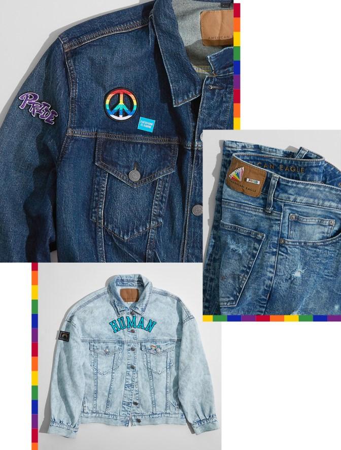 DIY Pride patches
