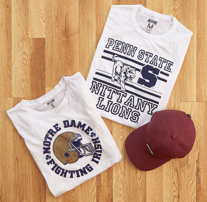 Tailgate College T-Shirts