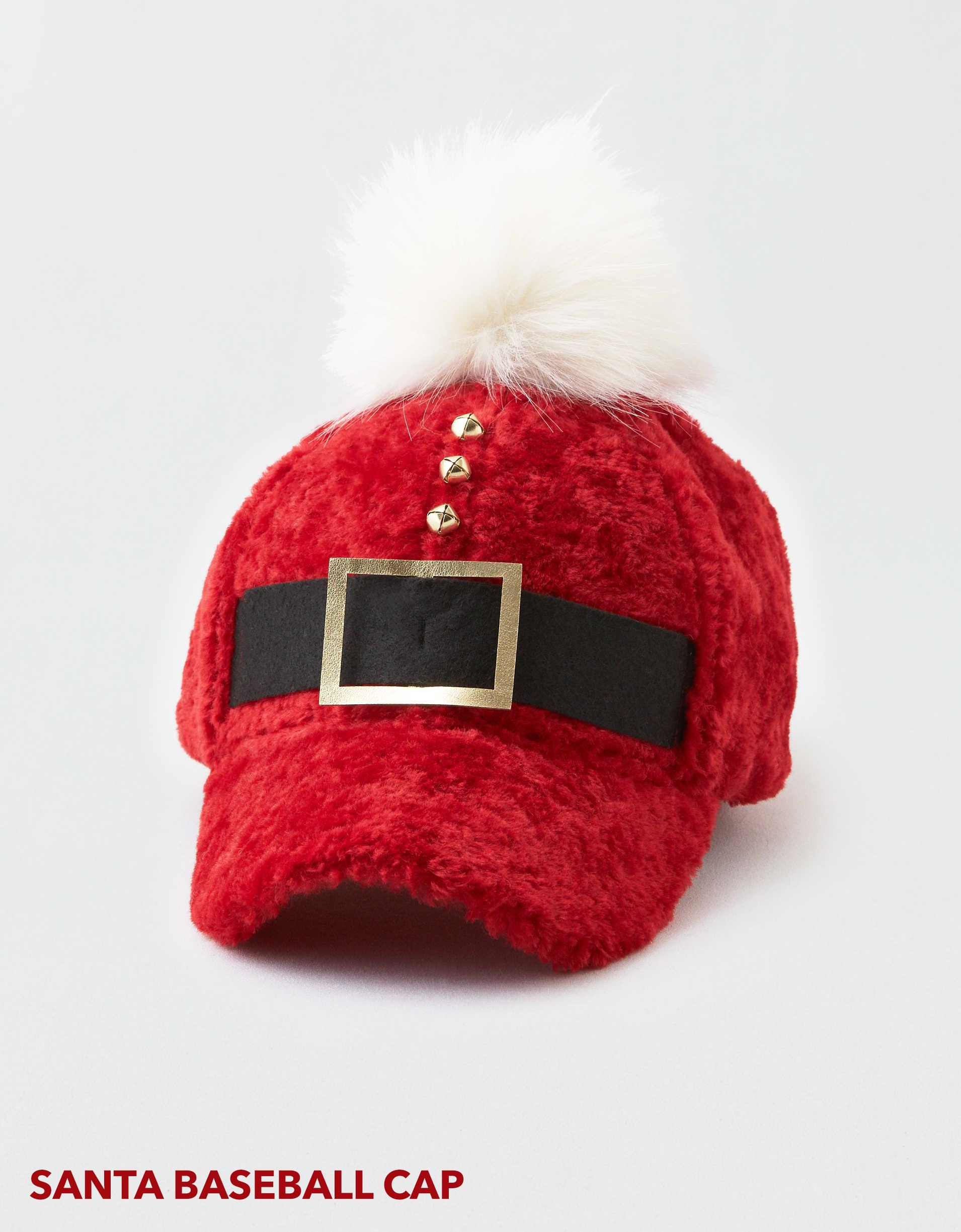 SANTA BASEBALL CAP