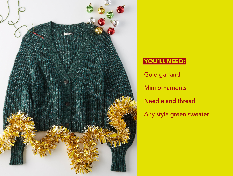 AE DIY Sweater
