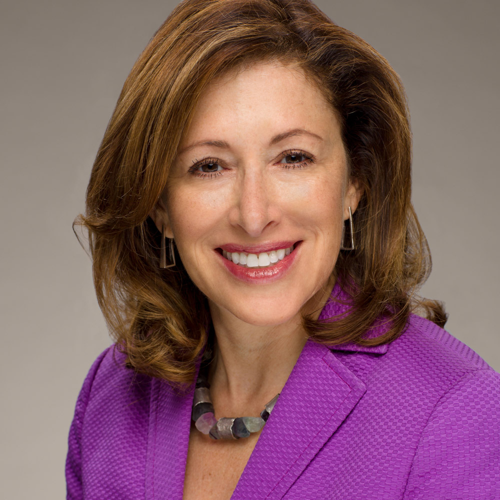 Delivering Good's President and CEO, Lisa D. Gurwitch